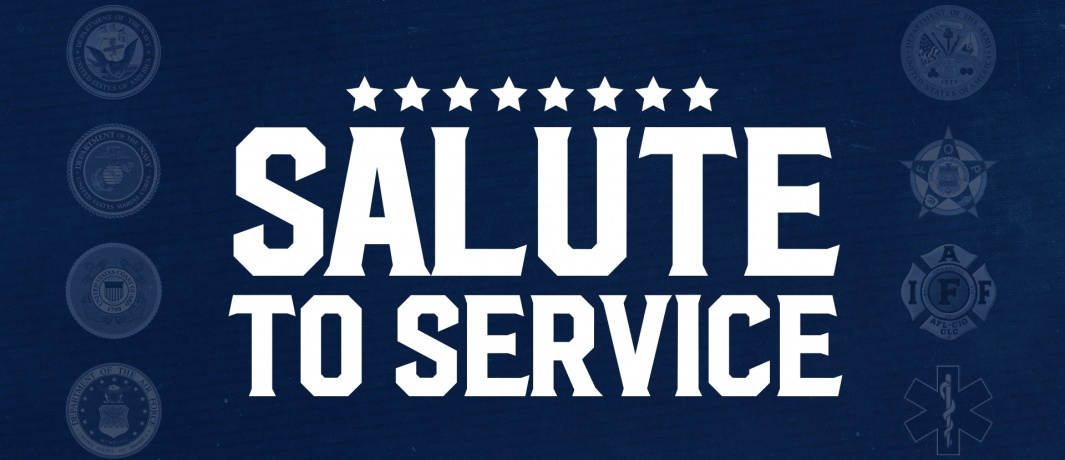 "Canton's ""Salute To Service 2019"" program at the Village Theater"